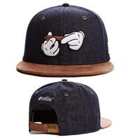 2014 Baseball hat for women 5 panel Rock Snapback caps for men CAYLER & SONS Hip hop bboy cap Bone Gorras cap Adjustable 13style