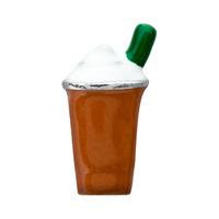 20pcs/lot Free Shipping Diy Fashion Alloy Enamel Iced Drink Floating Charm For Origami Owl Memory Living Locket