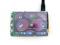 Raspberry Pi Touch Screen 3.2inch TFT LCD with XPT2046 Controller 320*240 Pixel for Raspberry pi B / B+ =3.2inch RPi LCD