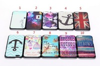 200pcs DIY Printing Hard Cell Phone Cases Cover Coque for iPhone 6 Plus 5.5