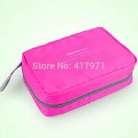 Multifunctional Travel Wash Bag Storage Toiletries  Waterproof Outdoor Portable Cosmetic Bag