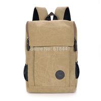 New Korean fashion casual shoulder bag backpack schoolbag travel bag and high school students backpack