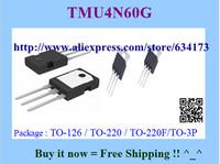 Free Shipping TMU4N60G TO-251 10pcs/lot