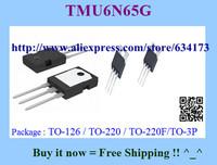 Free Shipping TMU6N65G TO-251 10pcs/lot
