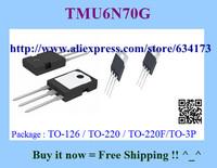 Free Shipping TMU6N70G TO-251 10pcs/lot