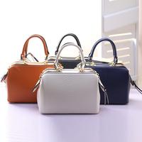 Freeshipping Hot Sales Best Selling Bags trend for 2015 Crocodile fashion white big bag doctors bag women's handbag bag