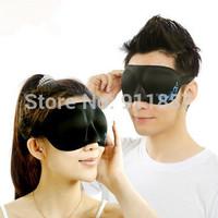 New 3d Three-dimensional Cut Goggles Eyeshade Rest Sleeping Eye Mask Super Soft For Travel