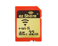 ez-Share WIFI SHARE SD Card 32GB CLASS 10 FLASH MEMORY EYE FI sd CARD