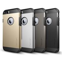 2014 SGP Spigen Case For new iPhone6 Slim Armor Tough Armor Case 10pcs/Lot Free Shipping