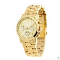 Lady Fashion Luxury Top Famous Brand Woman Dress quartz wrist watch/clock/hours ladies Watches Stainless Steel Wristwatch