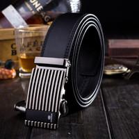 2014 Trend Classic fashion automatic buckle belt Business Belts  formal Suit Pants  Drop Shipping!