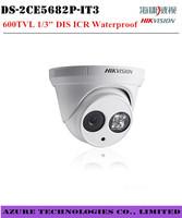 New Original Hikvision DS-2CE5682P-IT3 HD 600TV lines surveillance camera IR Dome Camera 30 meters infrared indoor analog camera