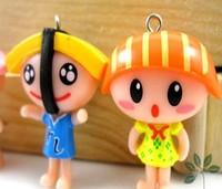 wholesale mixed 12pcs/lot Japanese sushi cell phone accessories Fruit salad keychain pendant dust plug