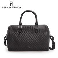 New arrival MANGO Stylish Atmosphere Bowling Bag Shoulder Bag Women Handbag Fashion Messenger Bag Black Boston Office Bag