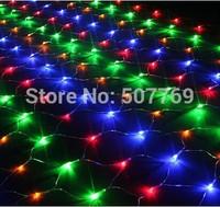 3M x 3M 400 LED Net Fairy Lights Christmas Decoration Lights Garden  Hotel  Festival  Party Decoration Mood Lights