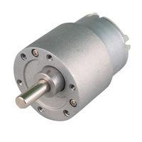 Mini 12V DC 60 RPM 30 N*cm High Torque Gear Box Micor Electric Motor free shipping