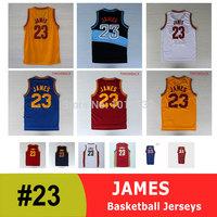 Lebron James Jersey, New RV30 Cleveland #23 James Blue Basketball Jersey Free Shipping