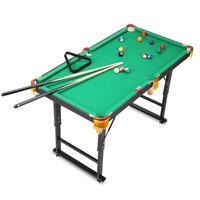 billiards black eight mini pool table Children 1.2-1.4 standard household folding table tennis tables