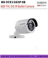 Free shipping Original Hikvision DS-2CE1582P-IR DIS Camera 600TVL Resolution IR Bullet Camera IP66 outdoor Day Night Cameras