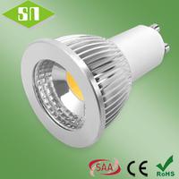 ce rohs gu10 led spotlight  5w 450lm