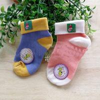 Infant supplies cartoon infant socks children socks spring and autumn kid's socks 502