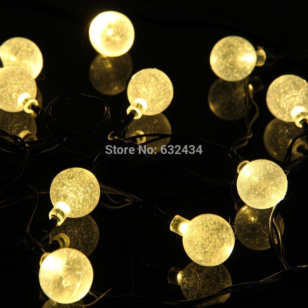 Amazing 19 Outdoor String Lights Led Globe Photo
