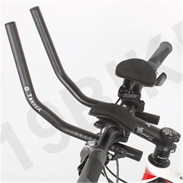 New Bicycle Road Bike MTB Cycling Time Trial TT Mountain Triathlon Relaxation Rest Handlebars Aluminum Alloy Handle Aero Bar(China (Mainland))