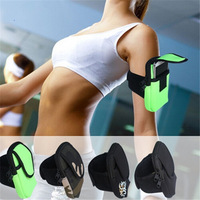 1pc/lot Waterproof Outdoor Pounch Strap Sport Running Strap Band Holder Fitness Travel Bag With Arm  Equipments AY840035