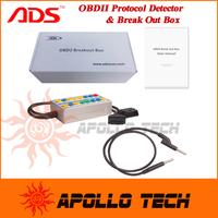 2014 Top Sale OBDII Protocol Detector & Break Out Box OBD2 Protocol Detector Break Out Box Diagnostic Scanner