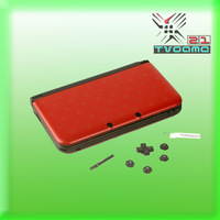 New Arrival complete 3DS XL LL 3DSXL CASE SHELL HOUSING 4 colors