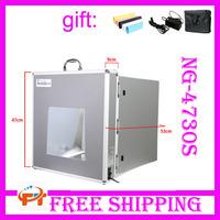 Professional NG-4730S Professional Portable Mini Photo Studio Photography Light Box