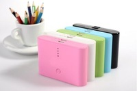 2014New design Big Steamed Bread portable battery charger power bank/ Steam buns power source sataion 20000mah