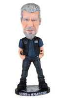 Free Shipping High Quality 15cm Bobblehead Sons of Anarchy Clay Morrow PVC Figure New in Box Collectible  Hot Sale