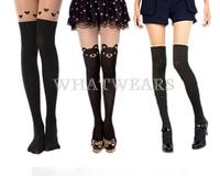 Free Shipping Black Sexy Women tights Sheer Tights Silk tights Pantyhose Thigh-Highs [5 70-0078]