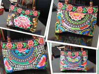 National handbag   embroidered bags    7010