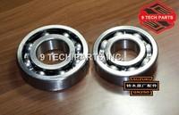 SUZUKI GN250 Bearings for CRANKSHAFT 2 Bearings 09262-30070 & 09262-35028
