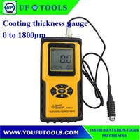 AR931 Ultrasonic Thickness Meter Film/Coating Thickness Gauge