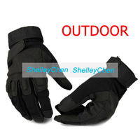 2014 new outdoor mountaineering training gloves Blackhawk Camping Military Tactical Hunting Motorcycle Cycling Racing Gloves