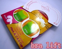 New!! Retail Box !  Instant Breast Lift Beauty Breast Stickers Adhesive Bras /Bra Stickers Lift,Fits A,B,C&D Cup(10pcs/pack)