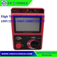 AR907A+  High Quality 1000v Digital Insulation Resistance Tester Meter Voltage Meter