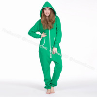 Top Brand Outing Jump In Suit for Women outing outdoor sports running walking zip one pieces overalls sweatshirt hoodies Fleeces