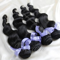 Malaysian Wavy virgin hair,dream hair products 4pcs lot,Grade 5A,100% unprocessed human hair Weaves free shipping
