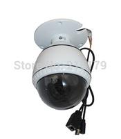 Onvif  2.0 Megapixel 1080P Mid Speed Dome IP PTZ Camera with 10x zoom IR 50M indoor Waterproof