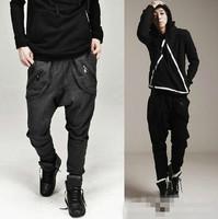Hot Mens Jogger Harem Dance Sportwear Baggy Pants Slacks Trousers Sweatpants