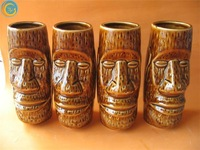 Antique special Tiki Mugs