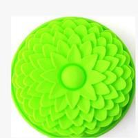 Hot selling Free shipping  sunflower shape 22*22*4.5cm cake maker hotselling bakeware
