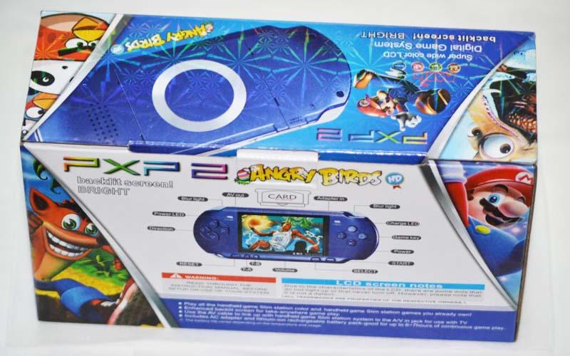 Портативная игровая консоль Handled game console 40pcs/8 PXP2 PXP 8 bit 4k hdmi retro game console with built in 621 classic games