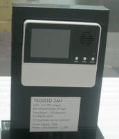 Peephole door viewer video camera TEC601D-2AH , door peephole camera