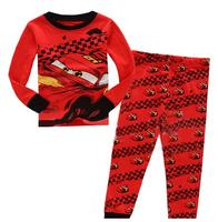 Casual cartoon boys pajamas set/Kids cool sleepwear/Spring&Autumn childrens pajamas clothing set