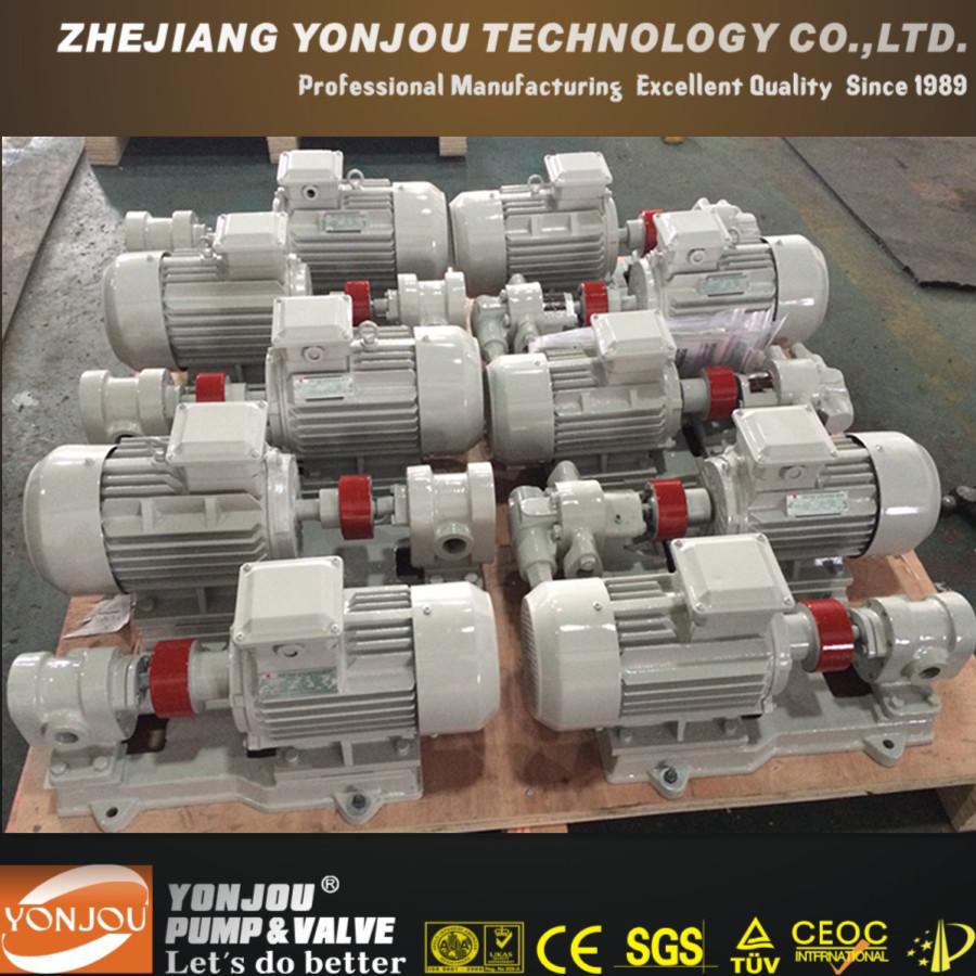 KCB55 55L/m 0.33Mpa gear pump,small hydraulic pump,fluid pump(China (Mainland))